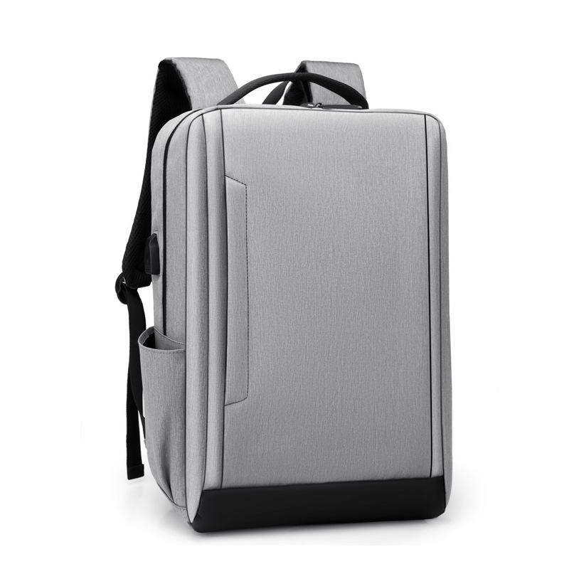 Breathable Wear-resistant And Waterproof Load-reducing USB Computer Backpack School Bag For Men And Women 5