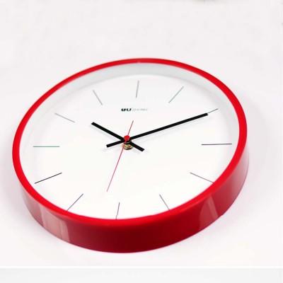 . Modern Wall Clock Large   Minimalist Scale Silence Wall Clock Round Watch  10 inch