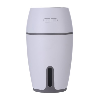 Aromatherapy Essential Oil Diffuser Ultrasonic Humidifier, USB Car Vehicle Purifier for Home Office
