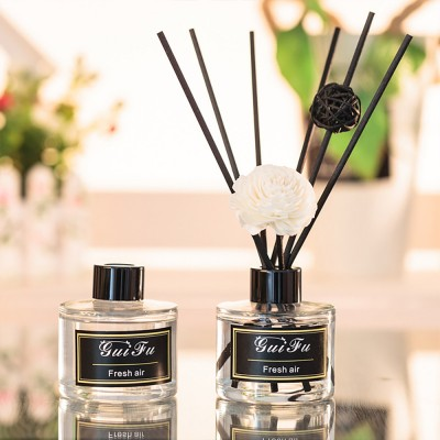 Essential Oil Home Fragrance - No Fire Rattan Aroma Volatile Aromatic Fragrance Aromatherapy,  120ml