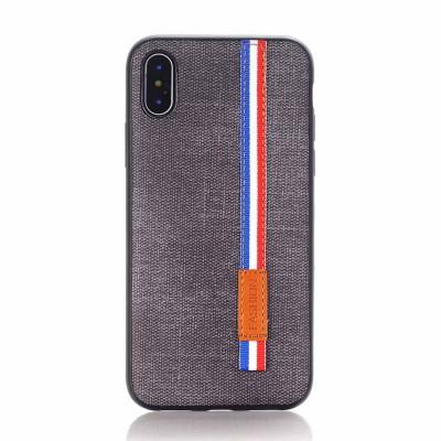 quality design 09214 0e9e6 Oxford Fabric Phone Case, Minimalist Phone Case, Ultra-thin Soft Back Cover  for iPhone