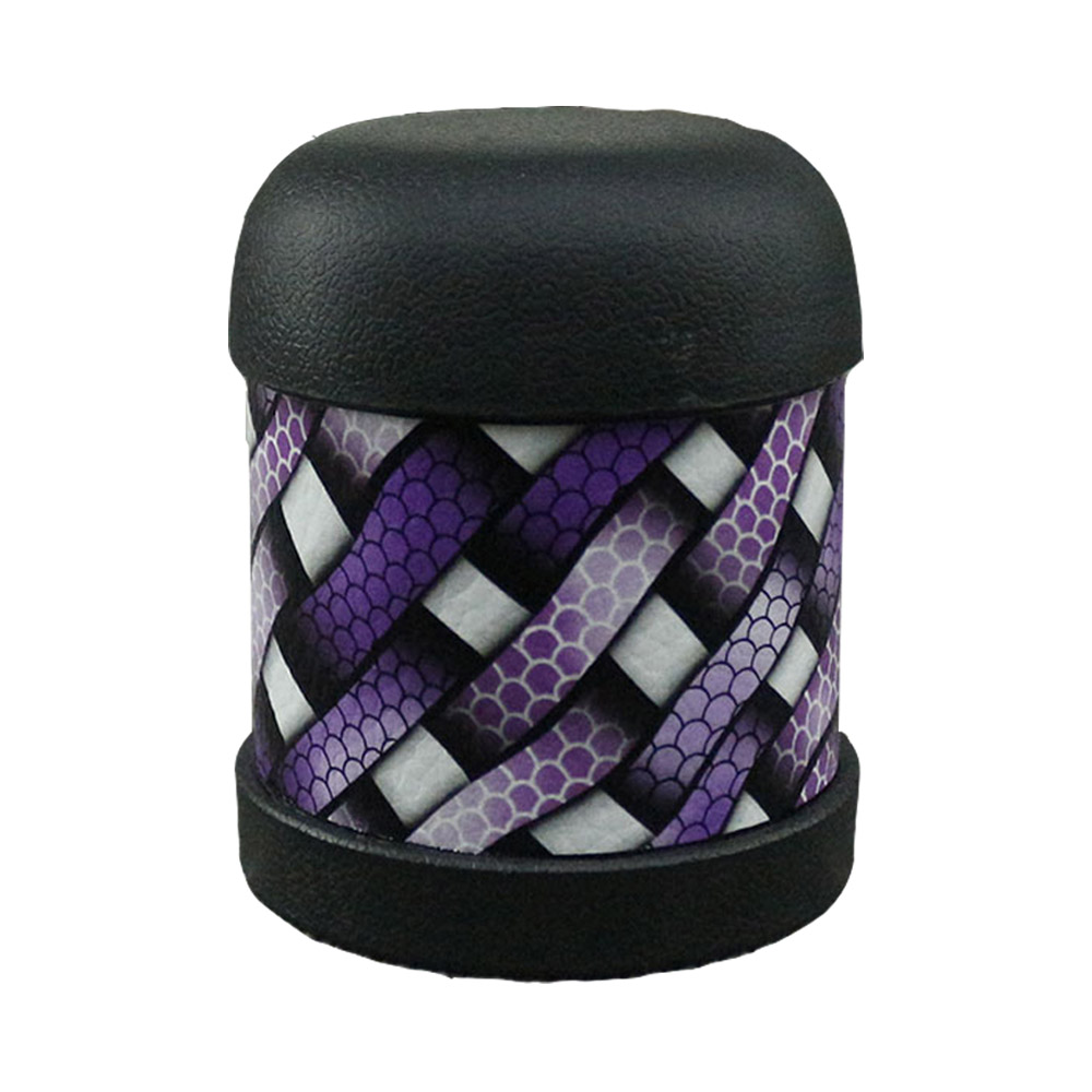 Luxurious PU Leather Noiseless Dice Cup for Party Bar Pub Poker Game, Anti-impact Durable Dice Storage Dice Cup
