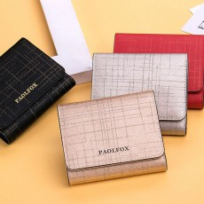 Women's Long Clutch for Shopping Dating Party, Korean Large Capacity Female Purse, Vegetable Tanned Cowhide Clutch