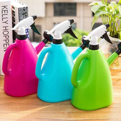 Hand Pressure Gardening Water Spray, Large Capacity Dual-purpose Spry Bottle