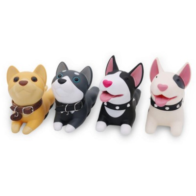 PVC Safety Door Stopper, Cute Decorative Animal Doorstop Door Wedge