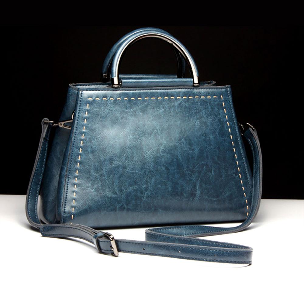 Women PU Leather Handbags, Waterproof Tote Bag for Ladies, Female Single Shoulder Crossbody Bags