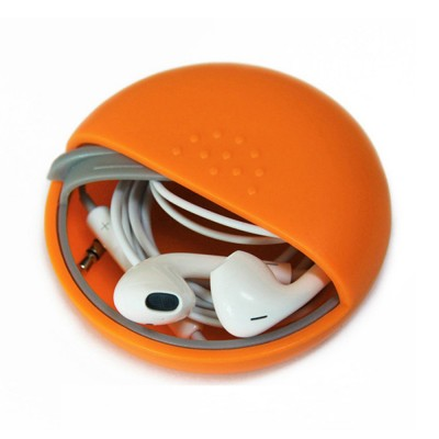 Round Pill Box Organizer Rotary Switch Mini Medical Pill Case for Pills Jewelry Chewing Gums
