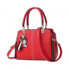 Sewing Bag Handles With High Quality Exquisite Metal Buckle, Simple Elegant One-shoulder Women's Handbag