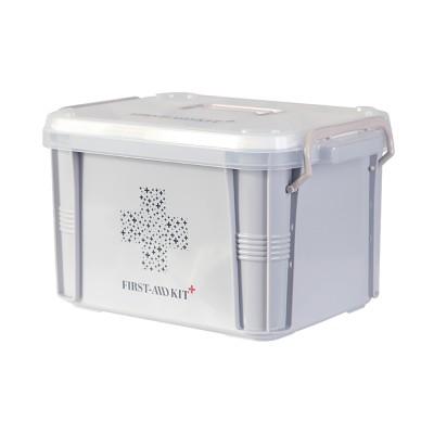 Portable Medicine Storage Case, Multi-layer Emergency Medicine Box for Home, Office, Dormitory Essentials