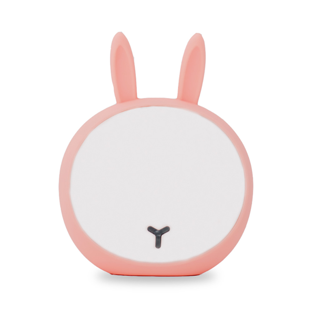Creative Power Bank Warming Treasure, Portable Multifunctional Power Bank with Animal Model and Mirror Surface