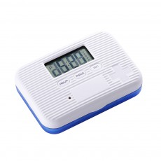 Electronic Pill Box Dispenser, 6-divided Electronic Reminder Pill Organizer