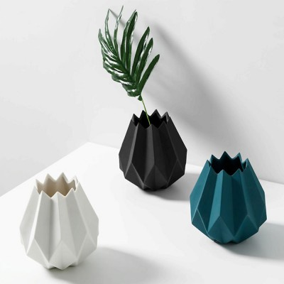 How to make 3d origami vase 41 #part 1 - YouTube   400x400