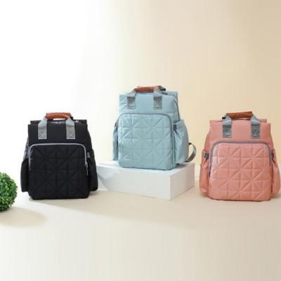 Mommy Diaper Backpack, Stylish Travel Backpacks Shoulder Bag For Women
