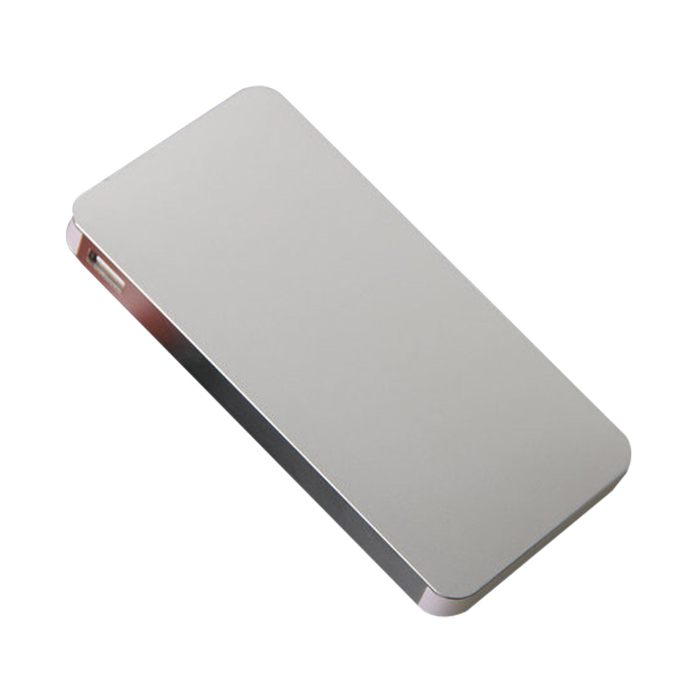 Power Bank 20000mAh, Ultra Thin Phone Charging External Battery Charger Power Bank for Cell Phone, 2 USB Socket
