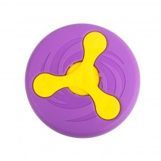 Creative Dog Frisbee, Bite Resistant Plastic Dog Frisbee Toy For Throwing Training, 2 Style