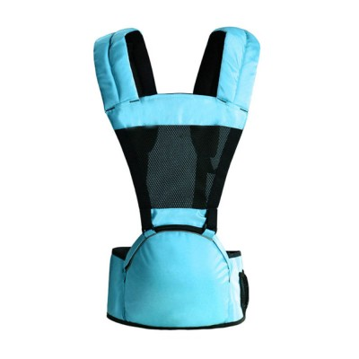 Breathable Baby Carrier for Summer, Durable Baby Lab with Multiple Functions and Storage Bag