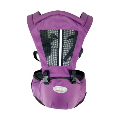 Best Baby Carrier for Newborn, Breathable Non-slip Baby Lab with Multiple Functions and for Four Seasons General