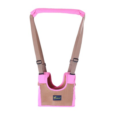 Waistcoat Baby Toddler Belt Walking Assistant, Multiple Functions Walk Learning Belt Kids Safety Breathable Walking Harness Walker Four Seasons Universal