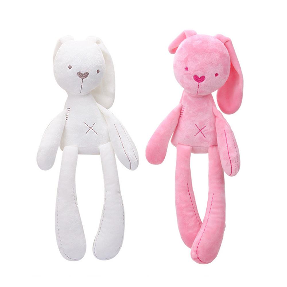 Long-legged Rabbit Sleeping Toys, Lovely Infant Baby Doll Bunny Toy for Kids
