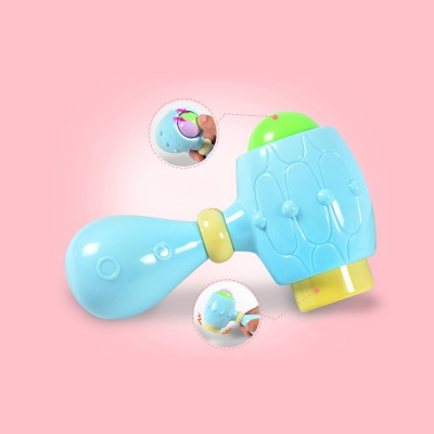 Baby Rattles Teether Toy Spin Rattle Early Educational Toys Bell Rattle Set For 0 24 Months Baby Infant 6 Pcs Baby Rattles Toys