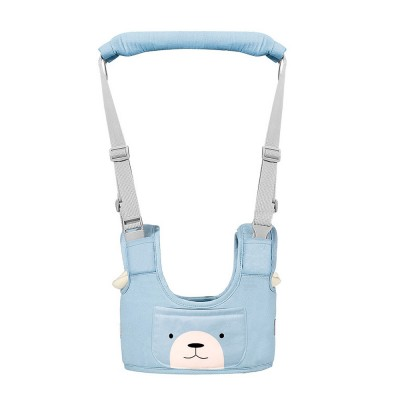Anti-tumble Baby Toddler Belt Walking Assistant, Walk Learning Belt for Kids Safety Breathable Walking Harness Walker Four Seasons Universal