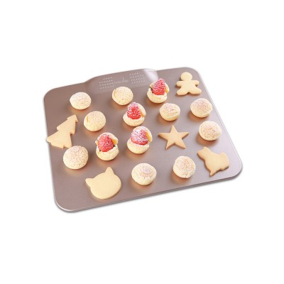 Boundless Double-sided Non-stick Baking Tray Tools For Macaron Biscuit Bread Puff