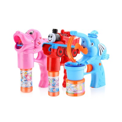 Bubble Gun Toy For Blowing Bubble, Led Bubble Gun With Electric Music