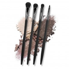 10PCS Sexy Mini Waist Makeup Brushes with Magnet Brush Barrels