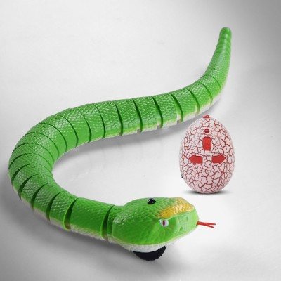 Imitation Electric Snake Wacky Toy With USB Charging Cable, Flexible Joints & Remote Control