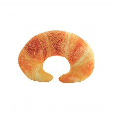 Imitation Shrimps & Croissant Pillow, Creative Birthday Gifts with Special 3D Effect, Printing Cotton Pillow