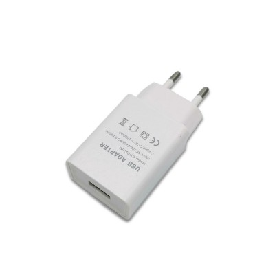 Intelligent Phone Charger, Charger for iPhone, SmartPhone, 2A USB Mobile Phone Charger