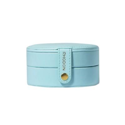 Portable Jewelry Box for Travel, Multipurpose Mini Jewelry Storage Box, European Style