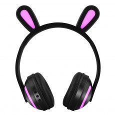 New Cat Eat Bluetooth Headset, Head-mounted Bluetooth Headset for Boys, Wireless Game Headphones