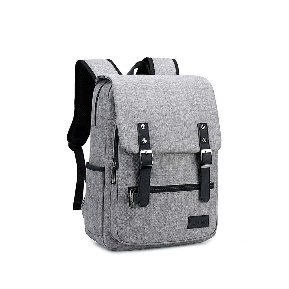 Oxford Cloth Casual Students Backpack, Fashion Minimalist Shoulder Bag Laptop Bag Travel Bag