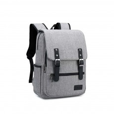 Oxford Cloth Casual Students Backpack, Fashion Minimalist Shoulder Bag Laptop Bag Travel Bag