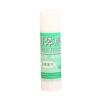 Classical Green Tube PVA Solid Glue Stick Strong Glue Adhesive Gum Office Supplies Student Stationery