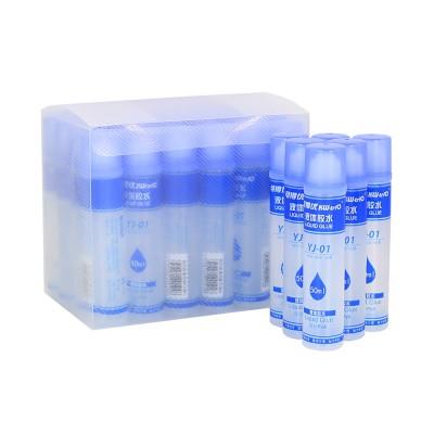 Environmental PVA Washable Transparent Viscose Liquid Glue Water, 50ml/125ml