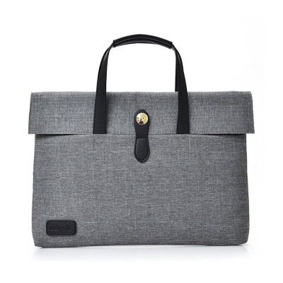 Business Waterproof Laptop Ultrabook Sleeve Case Bag Cover, Pouch Laptop Bag with Handle for Different Size of Computers