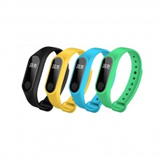Waterproof Sports Bluetooth Smart Bracelet for Attendance Clock System, Call Reminder and Rate Monitoring