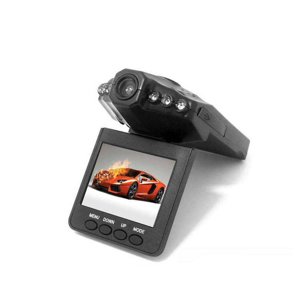 Aircraft Head Driving Recorder, Wide-angle Infrared Night Vision HD No Leakage Seconds as Mini Car Recorder