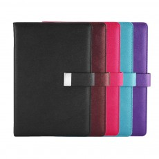 Business PU Leather Notebook Journal Diary, 22*15cm