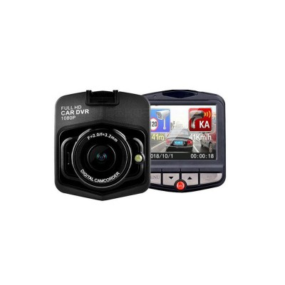 Wireless Car DVR Dash Cam with GPS and Night Vision Function, Full HD 1080P