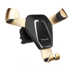 Car Phone Holder Air Outlet Gravity Bracket, Creative Car Navigation Bracket For Cell Phone