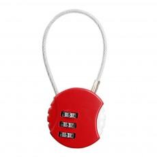 Metal Digital Password Lock, Customs Luggage Password Lock