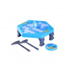 Tricky Funny Penguin Saving Ice-breaking Table Game For Children
