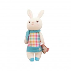 Cute Cartoon Tiramitu Rabbit Plush Stuffed Toy, Ultrasoft Smooth Children's Day Present Doll