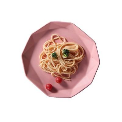 Matte Dinner Plates, Ceramic Service Dishes For Salad, Pot Pie, Pizzas, Popcorn, Fruits