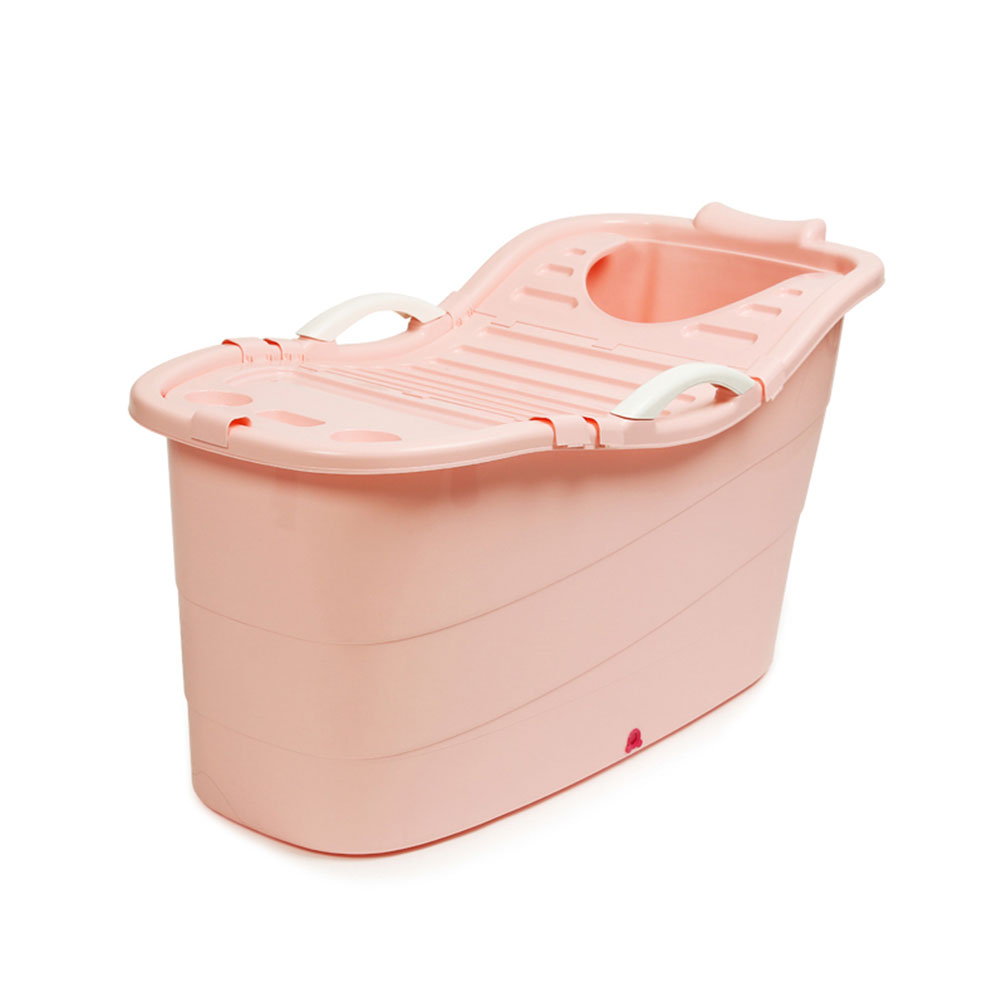 Large Collapsible Bathtub, Portable Collapsible Bathtub For Adults