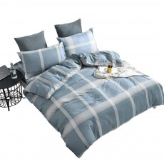 Australia Brushed Cotton Bedding Set 4 Pieces, 200*230 CM Bedding Set