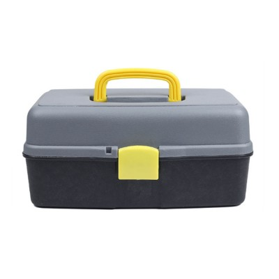 High-quality Plastic Painting Storage Box, Black Storage Painting Container for Drawer